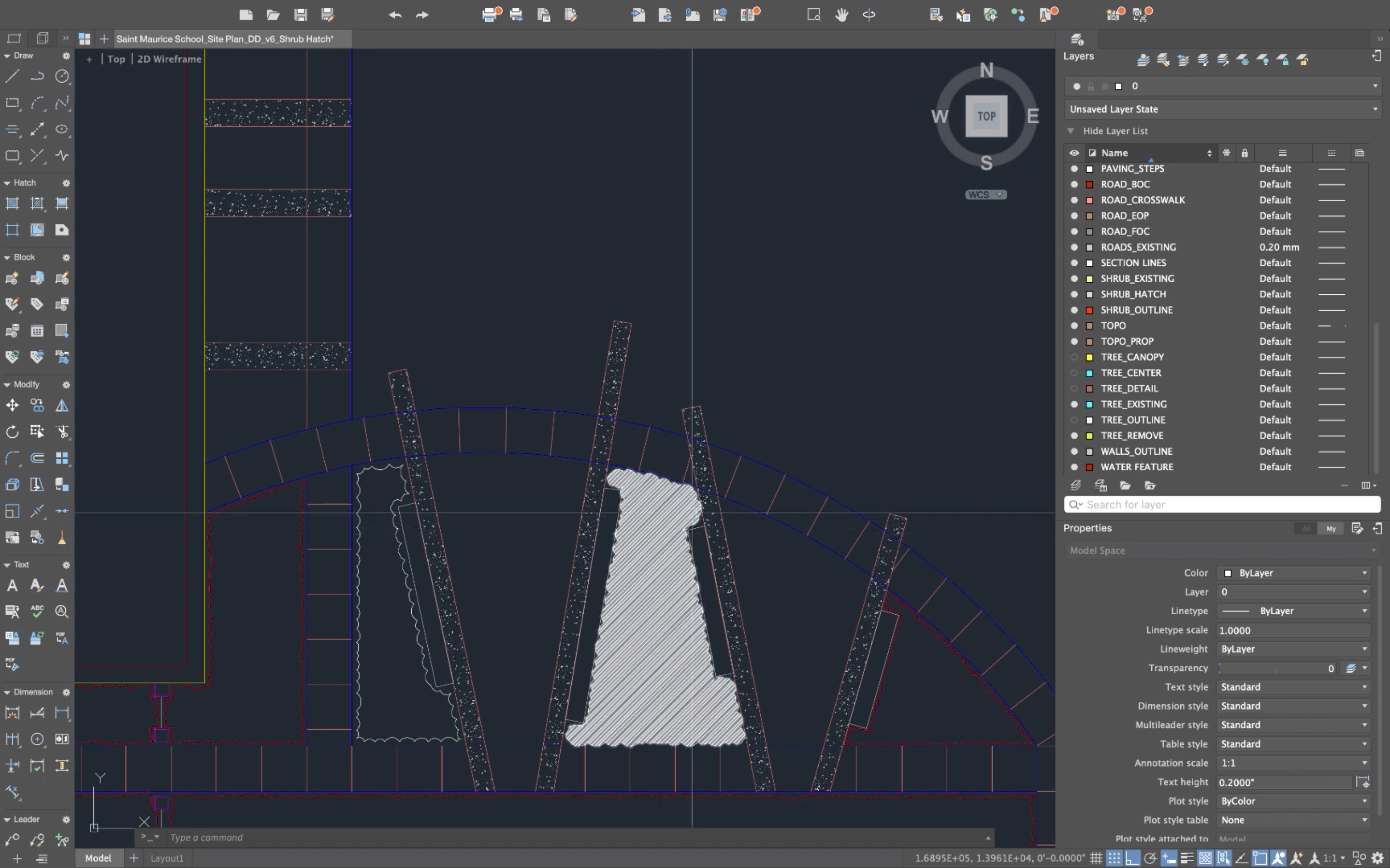 AutoCAD – Copy To Layer